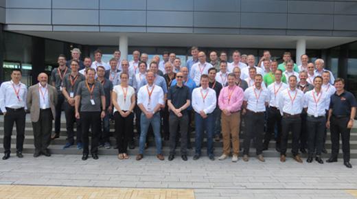 Messtechnik Tagung der Hoffmann Group bei Perschmann