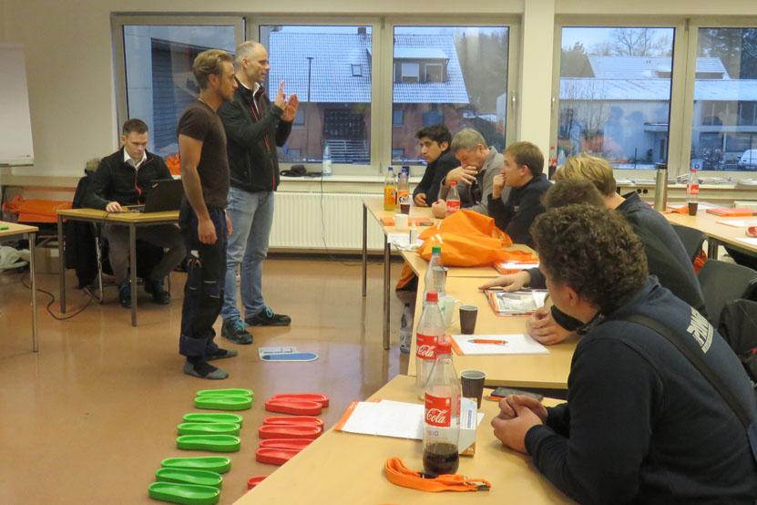 Fußschutz Fachberatung von Hoffmann Group Perschmann PSA Fachberater